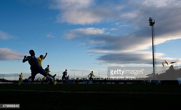 Dienstag , 1. Fussball - Bundesliga Saison 13/14 - in La Manga / Spanien,BV Borussia Dortmund im Trainingslager La Manga in Spanien,Testspiel,...