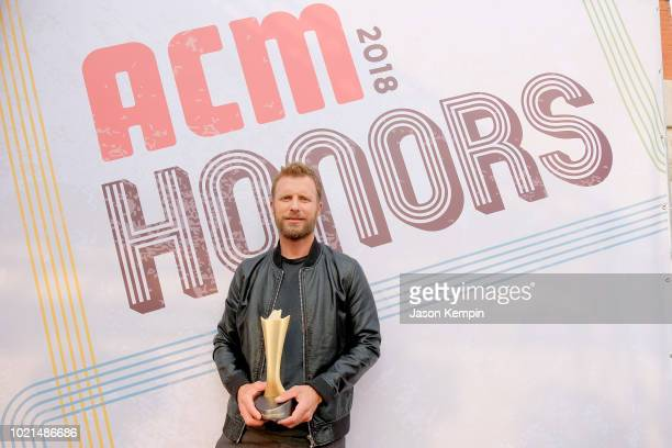 Dierks Bentley attends the 12th Annual ACM Honors at Ryman Auditorium on August 22 2018 in Nashville Tennessee