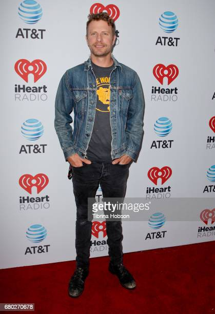 Dierks Bentley attends the 2017 iHeartCountry Music Festival at The Frank Erwin Center on May 6 2017 in Austin Texas