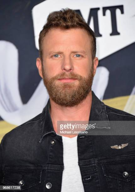 Dierks Bentley attends the 2018 CMT Music Awards at Bridgestone Arena on June 6 2018 in Nashville Tennessee
