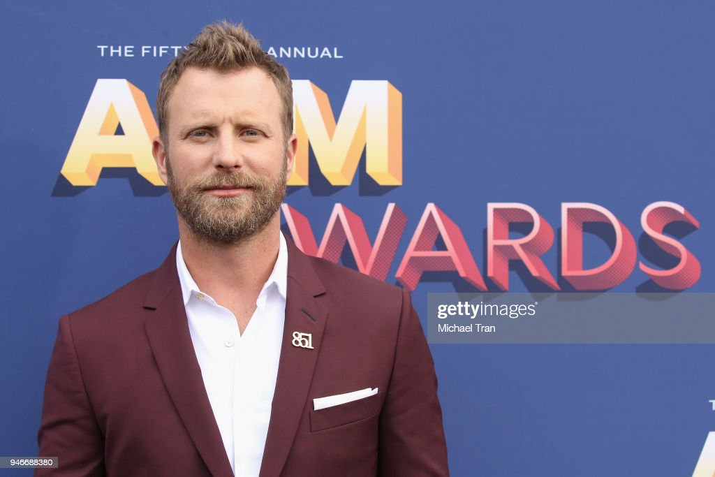 Dierks Bentley attends the 53rd Academy of Country Music Awards at MGM Grand Garden Arena on April 15, 2018 in Las Vegas, Nevada.