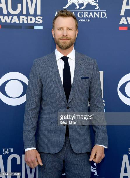 Dierks Bentley attends the 54th Academy Of Country Music Awards at MGM Grand Hotel Casino on April 07 2019 in Las Vegas Nevada
