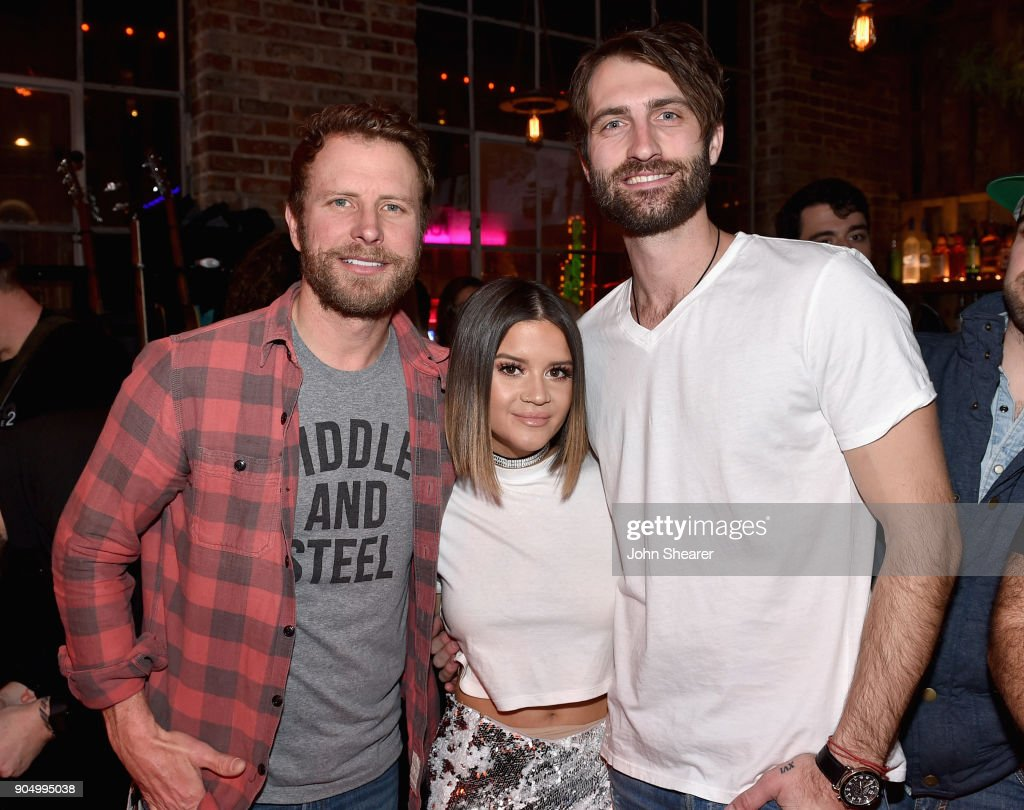 Dierks Bentley's Whiskey Row Nashville Opening