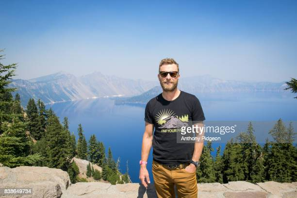 Dierks Bentley partners with the National Park Foundation to uncover the history of Crater Lake National Park August 18 2017 in Crater Lake National...