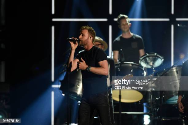 Dierks Bentley performs at the 53RD ACADEMY OF COUNTRY MUSIC AWARDS live from the MGM Grand Garden Arena in Las Vegas Sunday April 15 2018 at 800 PM...