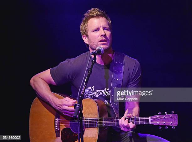 Dierks Bentley performs Last Call Ball Songs From The Black Album at Highline Ballroom on May 25 2016 in New York City