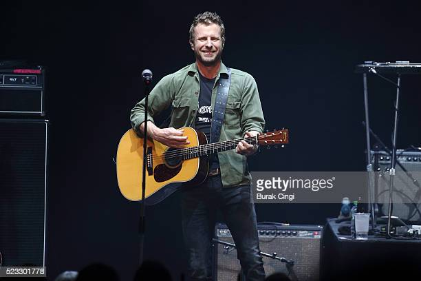 Dierks Bentley performs live on stage at Eventim Apollo on April 22 2016 in London England