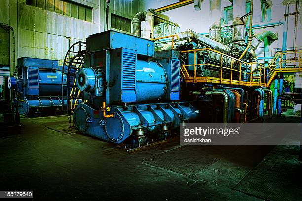 Diesel Generator XXXL HDR Crossprocess