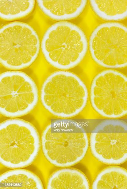 diet detox lemons healthy fruit background - infused water stock pictures, royalty-free photos & images