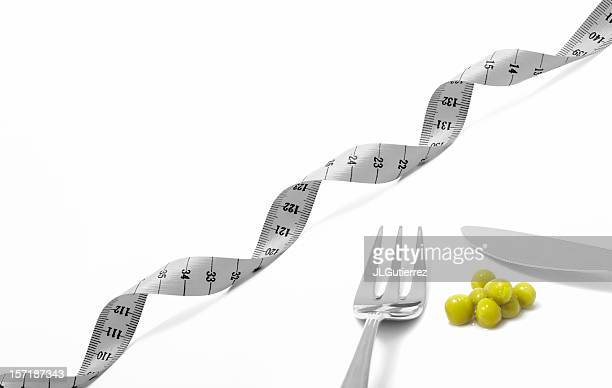 diet - centimetre stock photos and pictures