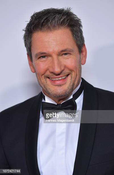 Dieter Bach attends the 24th Annual Jose Carreras Gala at Bavaria Studios on December 12 2018 in Munich Germany