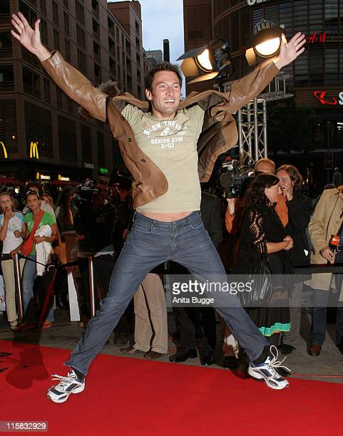 Dieter Bach during 2006 First Step Awards Red Carpet at Theater am Potsdamer Platz in Berlin Berlin Germany
