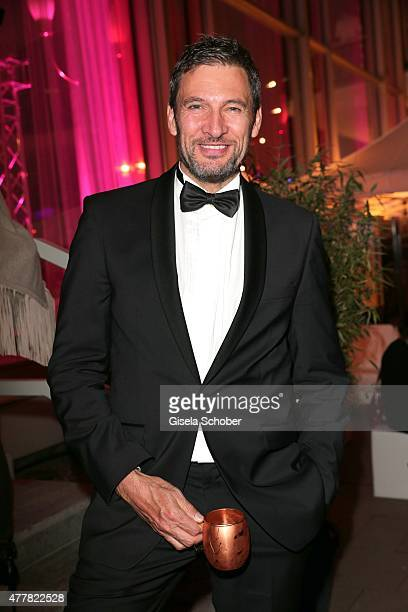 Dieter Bach during the German Film Award 2015 Lola party at Palais am Funkturm on June 19 2015 in Berlin Germany