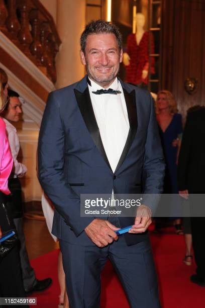 Dieter Bach during the opening night of the Munich Film Festival 2019 Party at Hotel Bayerischer Hof on June 27 2019 in Munich Germany