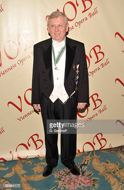 Dieter Beintrexler attends the 56th annual Viennese Opera Ball at The Waldorf=Astoria on February 4, 2011 in New York City.