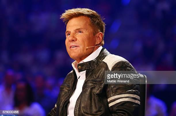 Dieter Bohlen attends the finals of the television show 'Deutschland sucht den Superstar' on May 7 2016 in Duesseldorf Germany