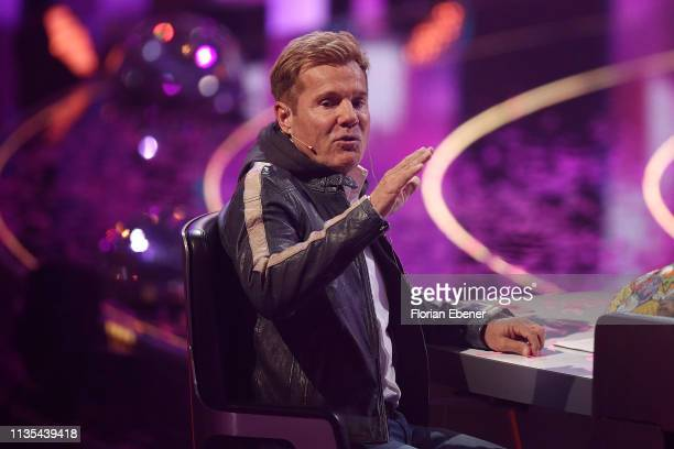 Dieter Bohlen during the first event show of the tv competition Deutschland sucht den Superstar at Coloneum on April 6 2019 in Cologne Germany For...
