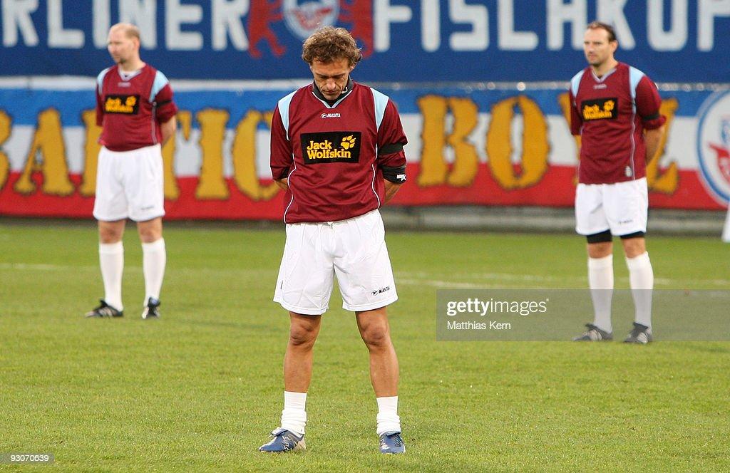 Stefan Beinlich Farewell Match : News Photo