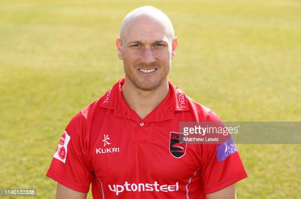 Dieter Klein of Leicestershire CCC pictured during the Leicestershire CCC Photocall at Grace Road on April 03 2019 in Leicester England