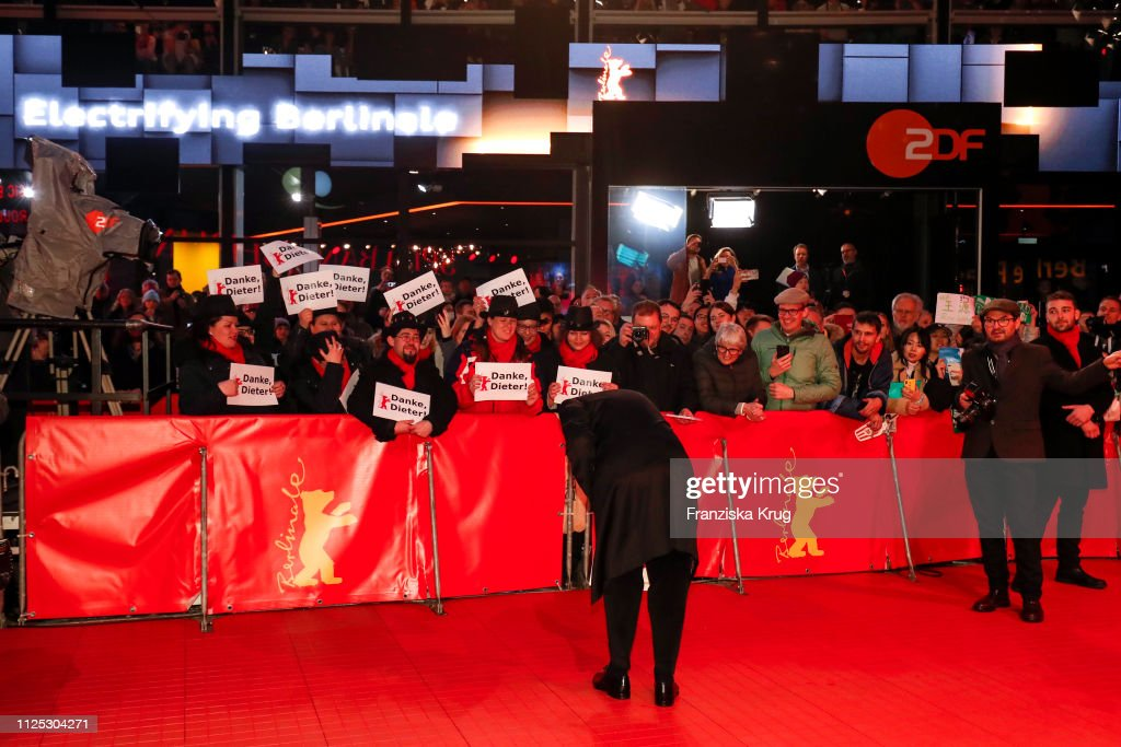 DEU: Closing Ceremony - Red Carpet Arrivals - Audi At The 69th Berlinale International Film Festival