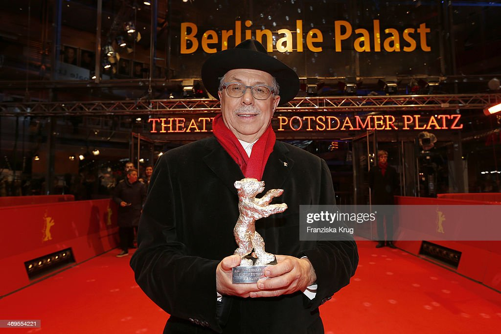Closing Ceremony Red Carpet Arrivals - Audi At The 64th Berlinale International Film Festival
