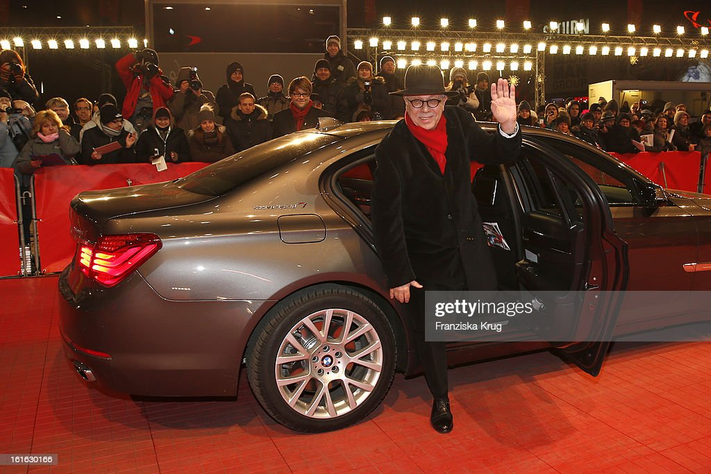Dieter Kosslick attends the 'Night Train To Lisbon' Premiere - BMW at the 63rd Berlinale International Film Festival at Berlinale Palast on February 13, 2013 in Berlin, Germany.