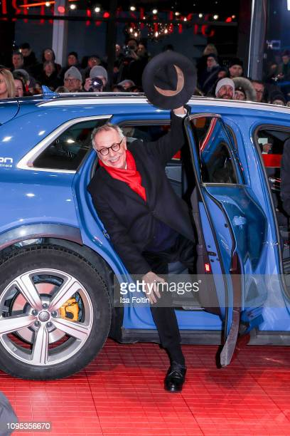 Dieter Kosslick attends the opening ceremony and The Kindness Of Strangers premiere during the 69th Berlinale International Film Festival Berlin at...