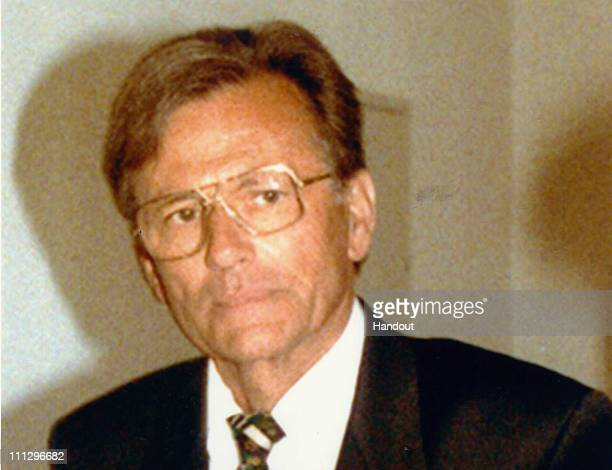 Dieter Krombach, a German doctor and the stepfather of Kalinka, is seen in this undated photo- Krombach went on trial accused of causing the death of...