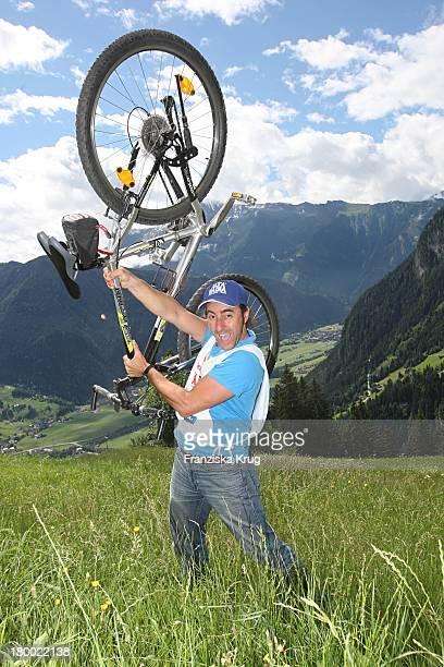 Dieter Landuris Beim Grossen Grenzverkehr In Mayrhofen Am 160607
