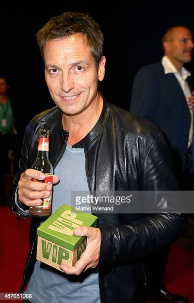 Dieter Nuhr attends the 18th Annual German Comedy Awards at Coloneum on October 21 2014 in Cologne Germany The show will be aired on RTL on October 25