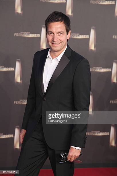 Dieter Nuhr attends the German TV Award 2011 at Coloneum on October 2 2011 in Cologne Germany