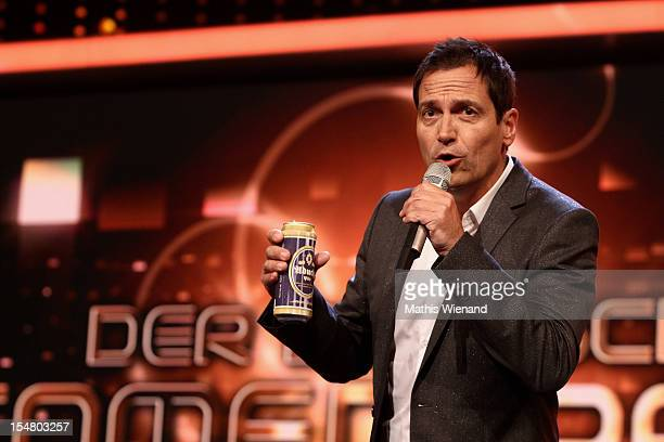 Dieter Nuhr during the '16 Annual German Comedy Award' on October 23 2012 in Cologne Germany