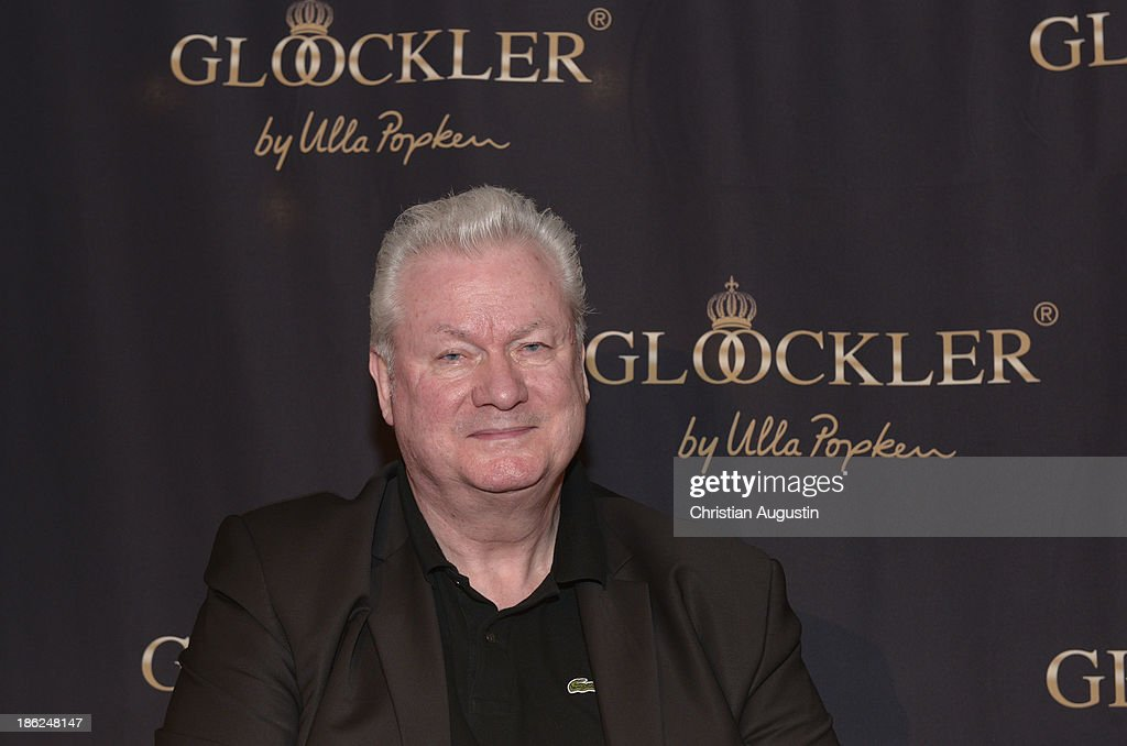 Dieter Schroth attends the presentation of new collection for Ulla Popken on October 29, 2013 in Hamburg, Germany.