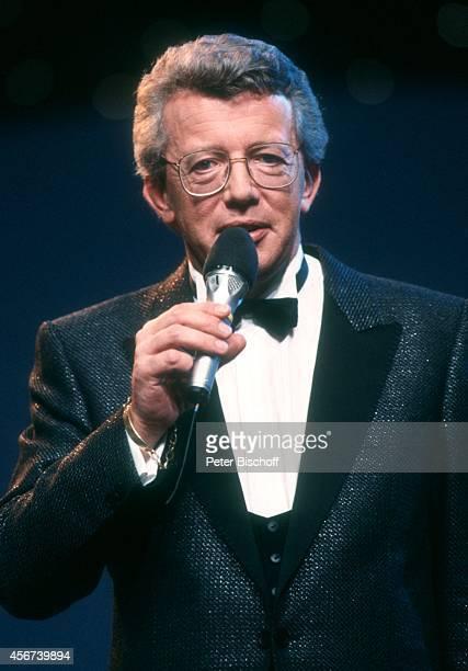 Dieter Thomas Heck, Auftritt ca. 1987 in Deutschland.
