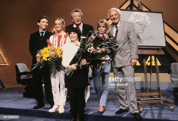 Peter kraus zdf show stock photos and pictures getty images for Hans dieter heck