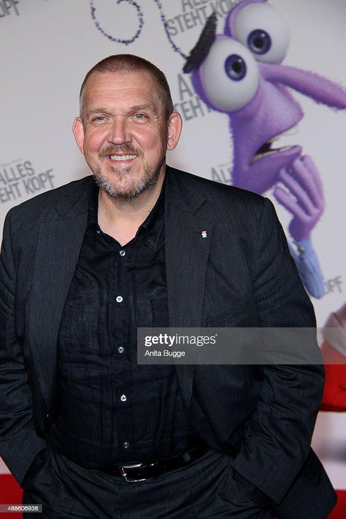 'Alles steht Kopf' German Premiere In Berlin : Nachrichtenfoto