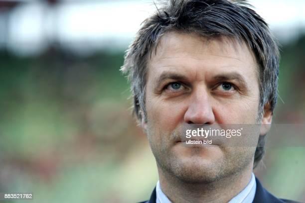 Dietmar BEIERSDORFER - sportlicher Leiter und stellvertretender Vorsitzender Hamburger SV, D