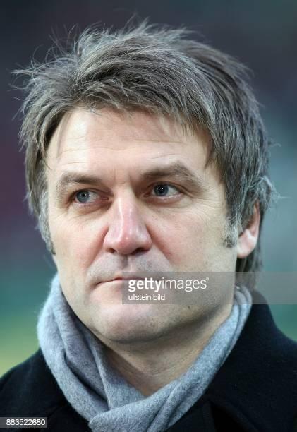 Dietmar Beiersdorfer - sportlicher Leiter und stellvertretender Vorsitzender, Hamburger SV, D -