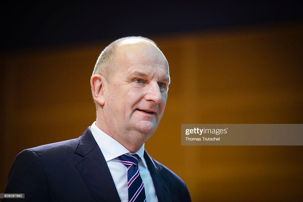 Dietmar Woidke... : Nachrichtenfoto