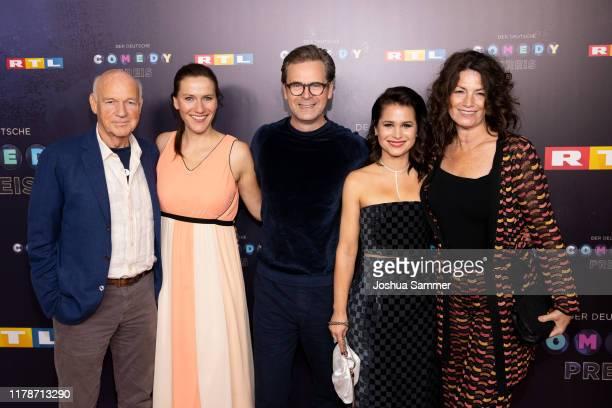 Dietrich Hollinderbaeumer Bettina Lamprecht Matthias Matschke Cristina do Rego and Sabine Vitua attend the 23rd annual German Comedy Awards at Studio...