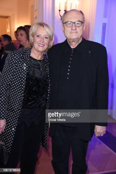 Dietrich Mattausch and his wife Annette Mattausch attend the 20th Media Award by Kindernothilfe at Castle Bellevue on November 15 2018 in Berlin...
