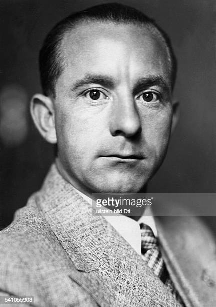 Dietrich Otto Journalist Politician NSDAP Germany*31081897 Portrait ca 1933 Published by 'Gruene Post'' 42/1933 Vintage property of ullstein bild
