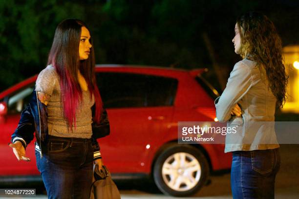 SOUTH 'Diez de Copas' Episode 311 Pictured Snow Tha Product as Lil Traviesa Alice Braga as Teresa Mendoza