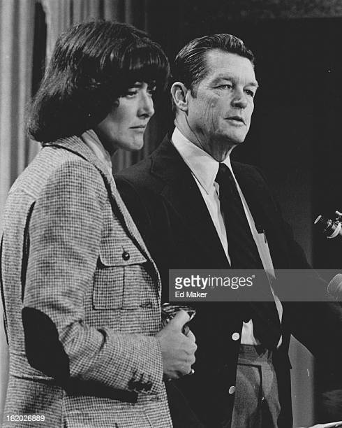 JAN 3 1979 JAN 4 1979 Differ on Radar Situation Rep Pat Schroeder DColoand lke Hoover FAA assistant regional director appear together at a news...