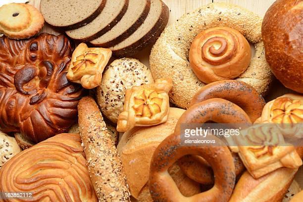Diferentes Pão Grande