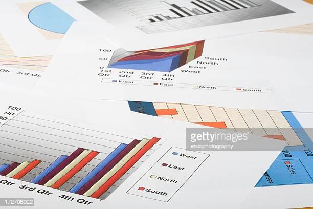 Different graph printouts