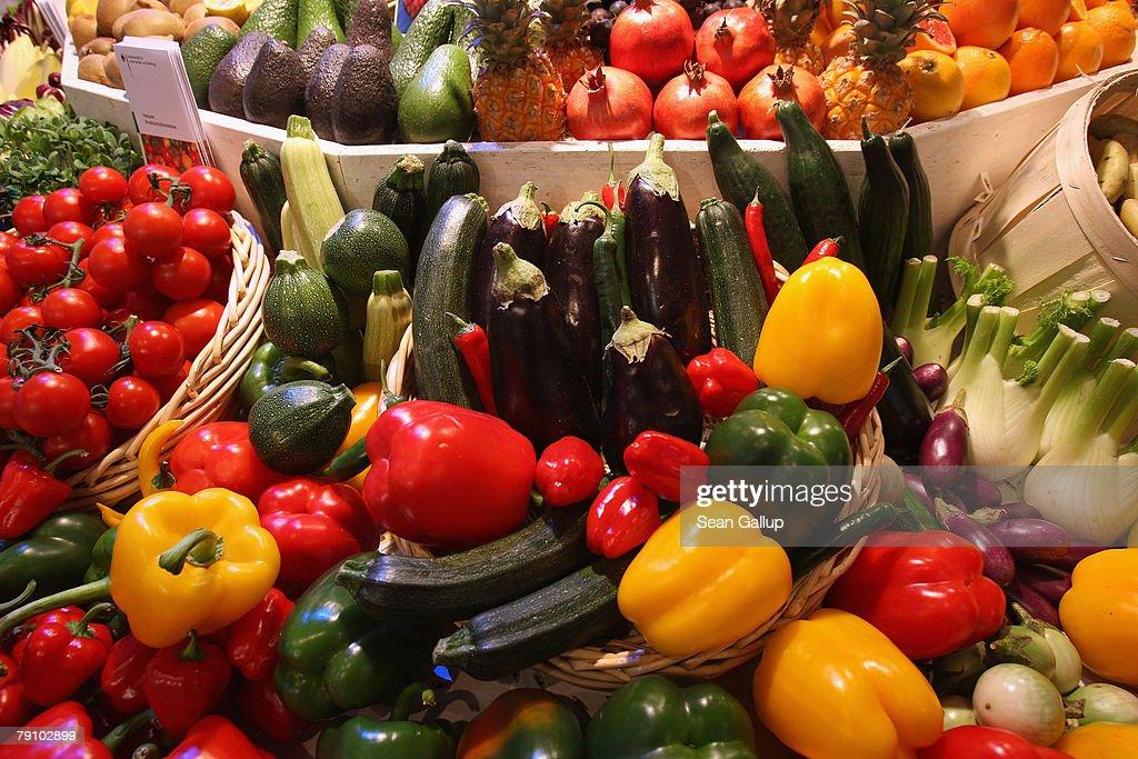 Gruene Woche Agriculture Trade Fair : News Photo