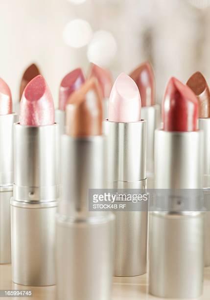 Different lipsticks