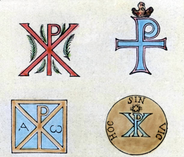 Different Symbols Consisting Of The Greek Letter Chi Meaning The