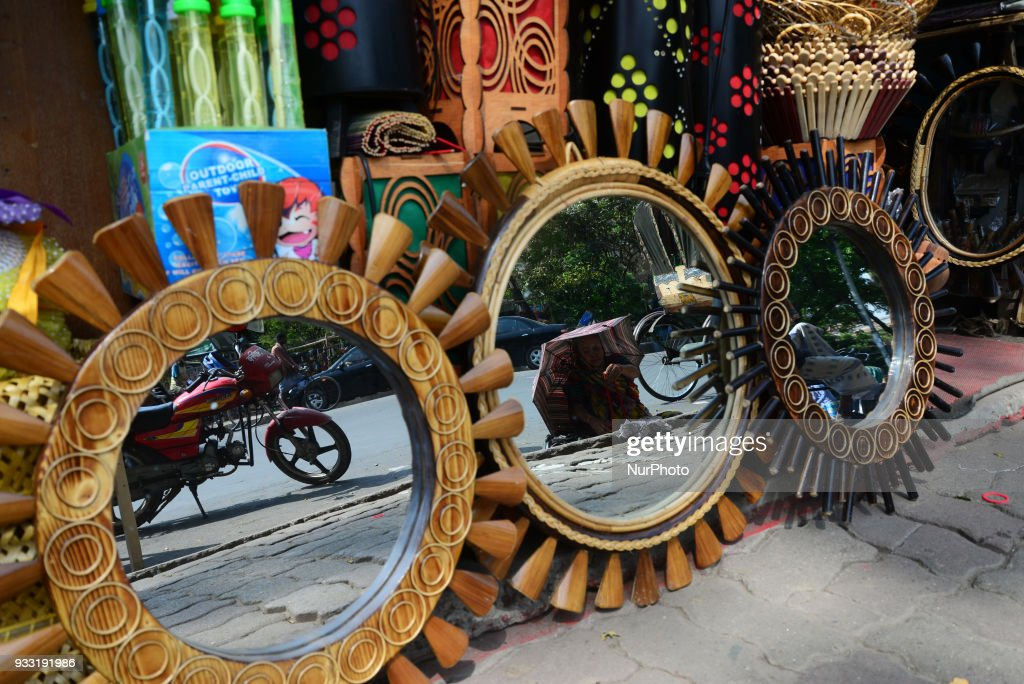 Mud potter Handicraft Market in Dhaka